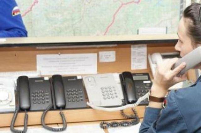 Около 800 сообщений о пожарах оказались ложными