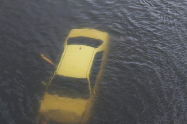 Автоледи удалось спасти.