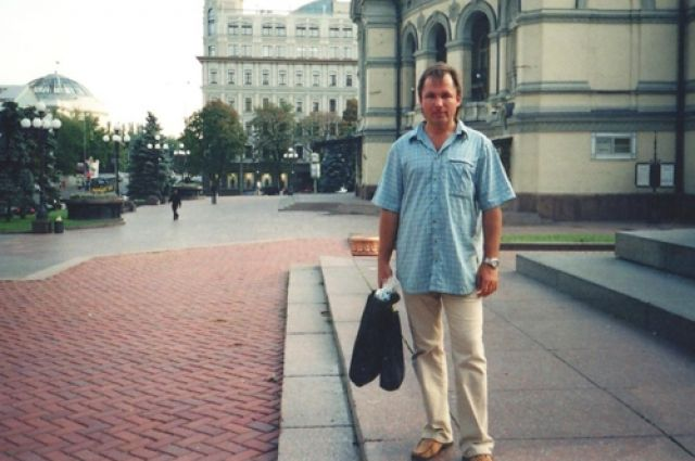 Летчик Ярошенко попросил В.Путина поговорить сТрампом оего возвращении в Российскую Федерацию