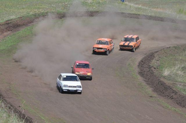 В Новокузнецке пройдут соревнования по автомобильному кроссу.