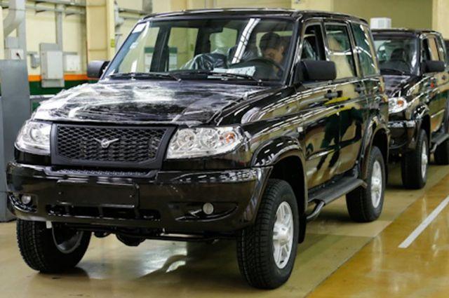 УАЗ отзовет 70 тысяч машин из-за возможных проблем с тормозами и электрикой