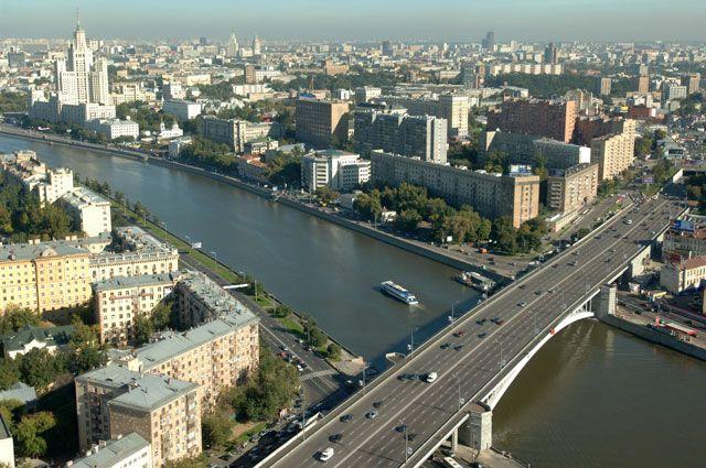 Сверху видно все. Смотровые площадки Москвы