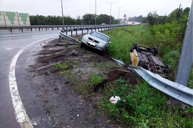 ДТП произошло рано утром 7 июля.