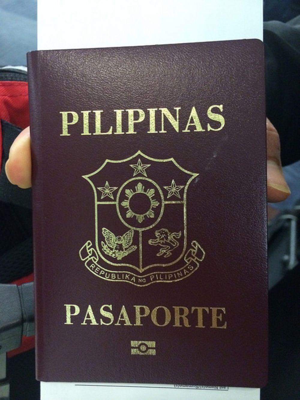 Филиппины.