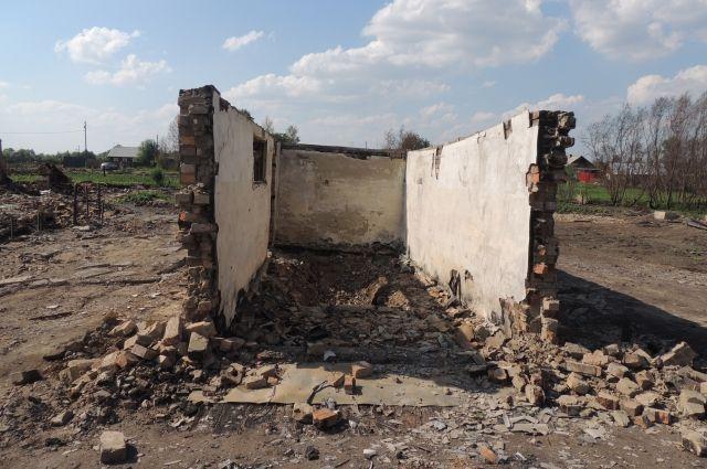 Гражданин  Новосибирской области получил 24 года зато, что сжег семью