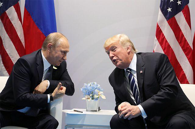 Советник президента США понацбезопасности прокомментировал встречу Владимира Путина иТрампа