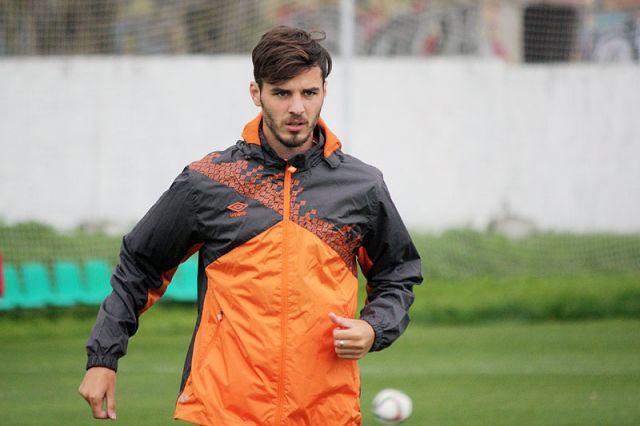 Ерохин уже приступил к активным тренировкам со своей новой командой «Зенит».