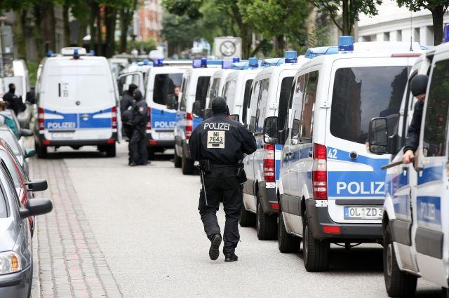 ВГермании впроцессе таможенных проверок задержаны 673 человека