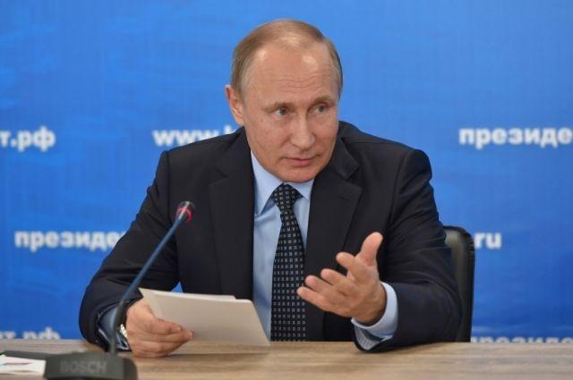 Путин поручит Генпрокуратуре разобраться с «борзотой» руководства уральского завода