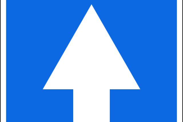 В Омске введут одностороннее движение на одной из центральных улиц.