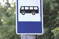 Схема движения маршрутных автобусов №68к изменилась на месяц.