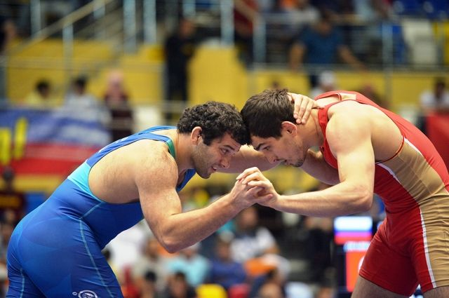 Дагестанские вольники завоевали 4 золота наМемориале Али Алиева