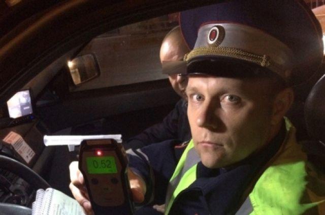 Наулице Мичурина устроили облаву нанетрезвых водителей