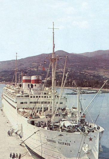 31 августа 1986 года в Черном море результате столкновения лайнера «Адмирал Нахимов» с сухогрузом «Петр Васев» пароход пошел на дно. Из находящихся на борту 1200 пассажиров погибли 423 человека, при спасательных работах погибли два водолаза. Оба капитана судна были осуждены.