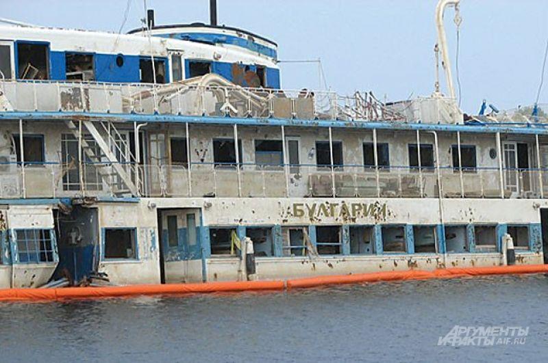 10 июля 2011 года в Куйбышевском водохранилище затонул дизель-электроход «Булгария» с 201 человеком на борту. Выжили лишь 79, погибли 122 человека. Как позже выяснили эксперты Ространснадзора, причиной стали несколько факторов, в том числе низкая квалификация и недисциплиннированность членов команды, плохое техническое состояние судна, открытые во время шторма иллюминаторы.
