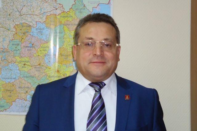 Евгений Вожакин