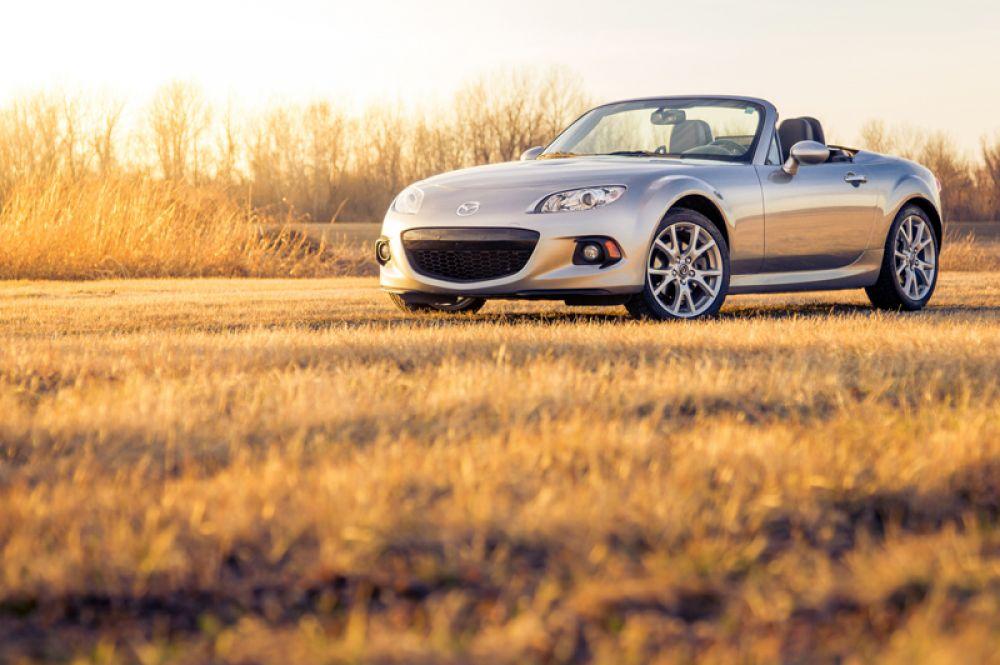 8 место: Mazda MX-5