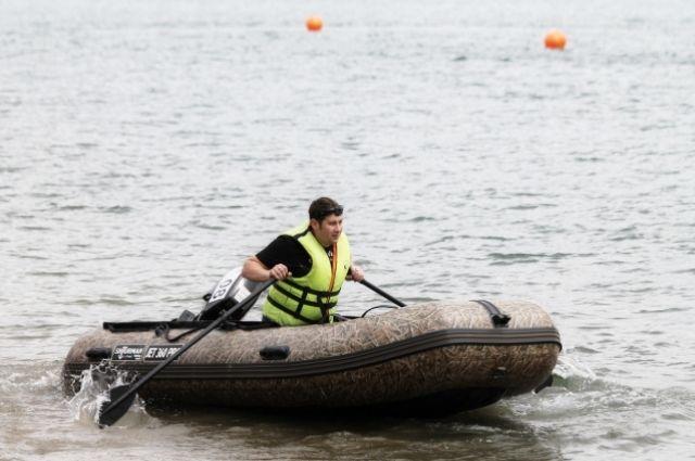 Пропавшего обнаружили в реке Каме недалеко от посёлка Рейд