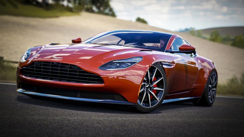 5 место: Aston Martin DB11