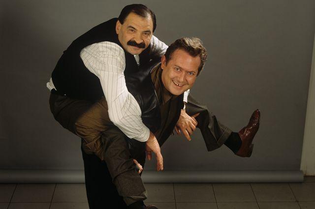 Старший сын Дениса Клявера решил стать актером, как его дедушка Илья Олейников
