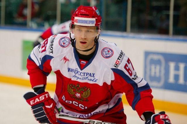 Дмитрий Казионов.