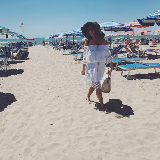 Свой отпуск Жанна Бадоева решила провести в Италии