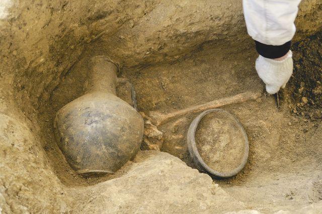 На Ямале при раскопках найдены археологические артефакты