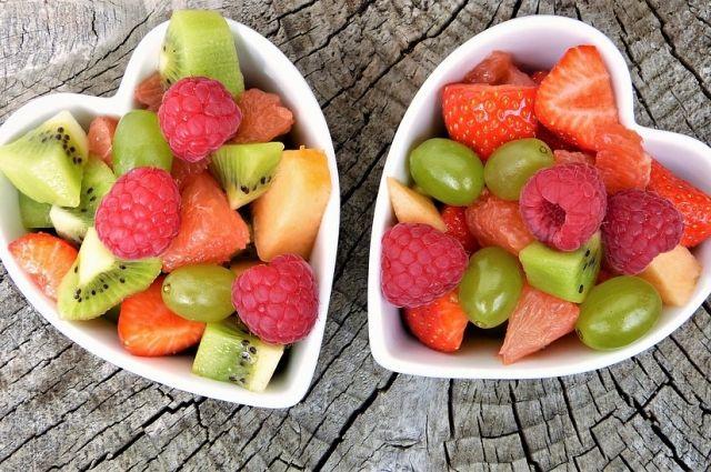 «Правильные» продукты помогут пережить жару.