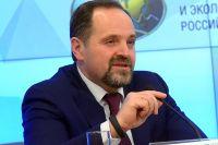 Глава Минприроды Сергей Донской.