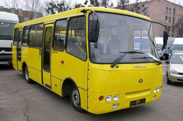 Киевпастранс объявил оподорожании проезда вмаршрутках украинской столицы