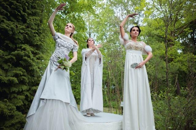 Один из совместных проектов ботанического сада и «Новоторжской ярмарки» - «Музыкальная шкатулка»