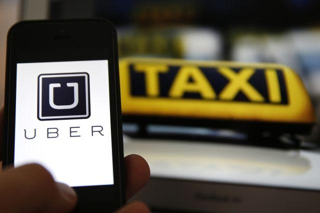Uber увеличил стоимость поездок поКиеву
