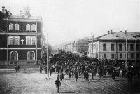 Первое мая 1917 года в Архангельске