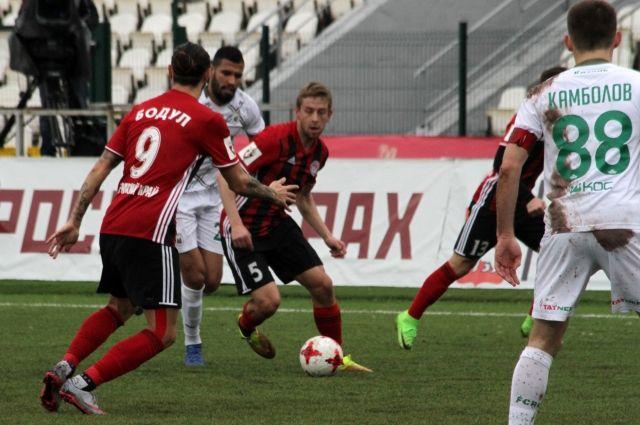 В первом туре чемпионата России пермский клуб сыграет в Грозном против