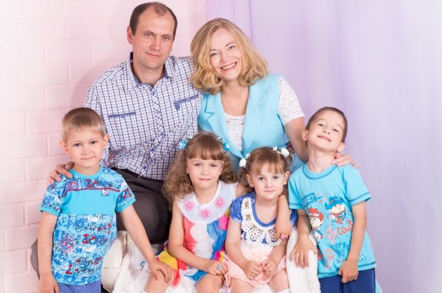 Семья Дорониных: «Чужих детей не бывает».