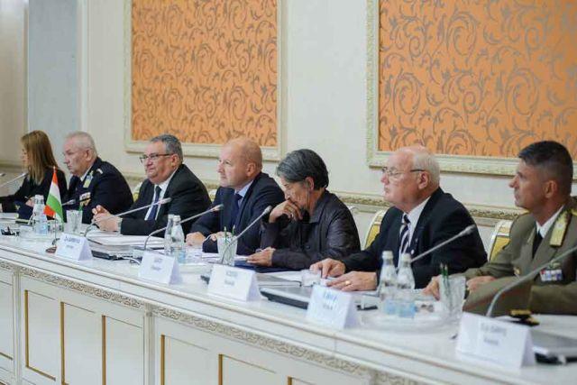 В Воронеж приехали представители правительства и дипломатических кругов Венгрии.