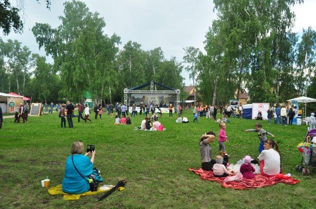 В День омича организаторы обещают насыщенную программу.