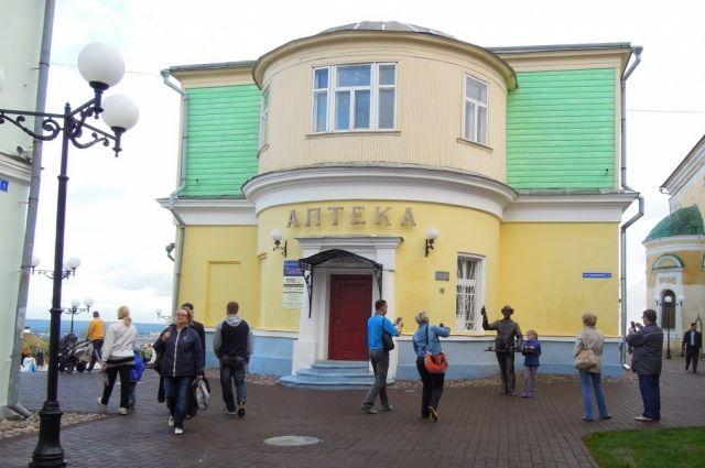Ещё в 2015 году владимирцы просили губернатора вернуть Старую аптеку городу.