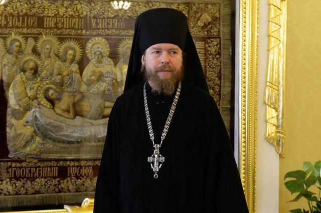 Епископ Егорьевский Тихон (Шевкунов).