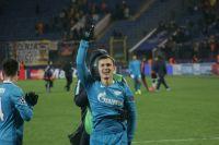 """В """"Зените"""" Александр Рязанцев редко попадал в основной состав, в """"Амкаре"""" же он может стать лидером команды."""
