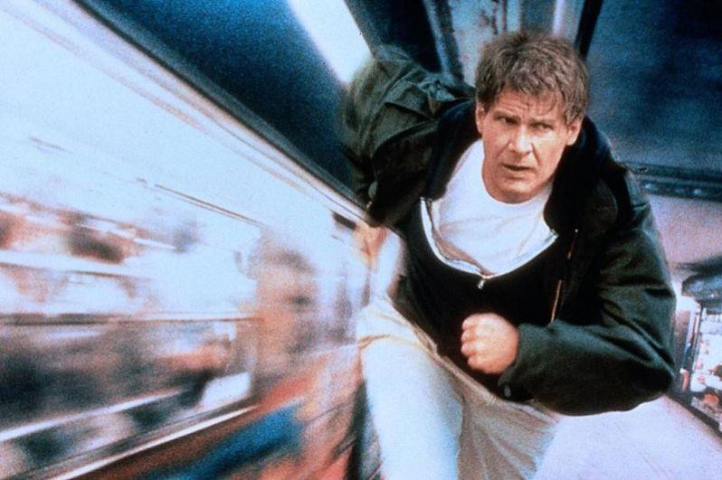 «Беглец» (1993) — доктор Ричард Кимбл.