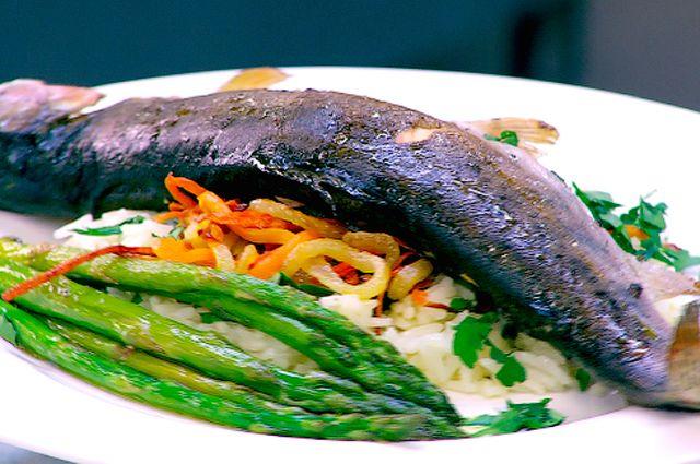 Популярная рыба будет выращиваться на отечественном корме