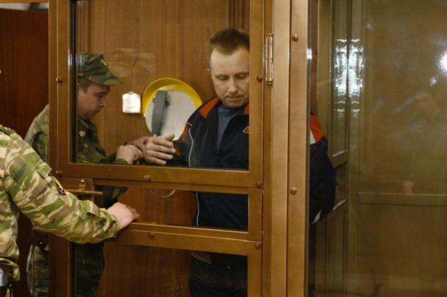 Бывший глава службы безопасности ЮКОСа Пичугин снова просит о помиловании