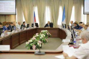 Заседание рабочей группы по организации и проведению Байкальского экологического водного форума.