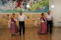 Две пары тюменцев отмечают рубиновую свадьбу