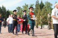 Более 70 лет в регионе ждали возвращения солдат