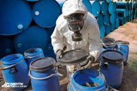 Экологи предполагают, что в Россию для захоронения ввезли токсичные отходы.