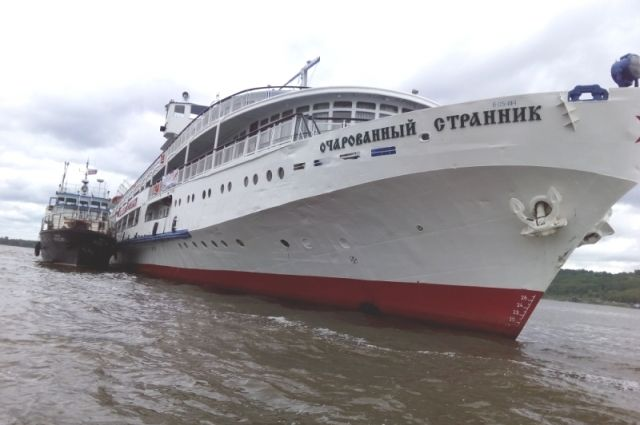 На Волге каждый год появляются новые мели, и корабли всё чаще попадают в эти «ловушки».