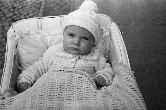 Фотографы сняли лица простых людей в Ленинграде и Берлине.