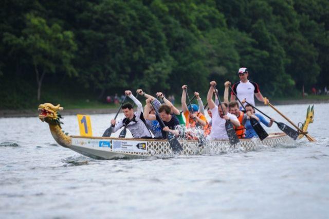 Гребля – это водный олимпийский вид спорта.